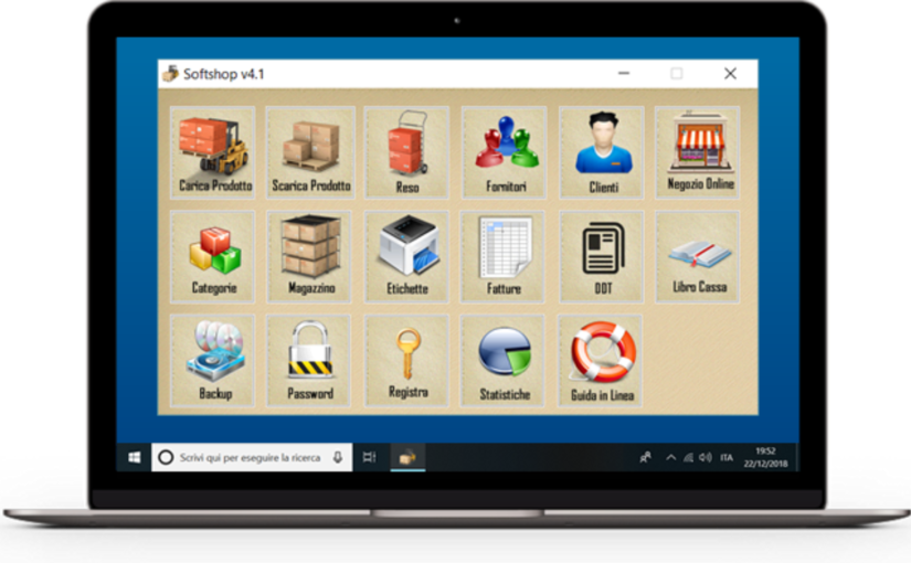Software gestione magazzini