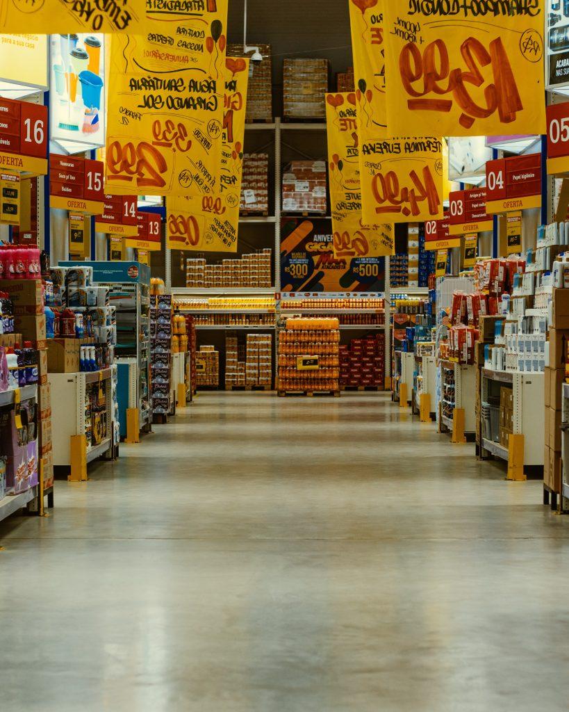magazzino alimentare