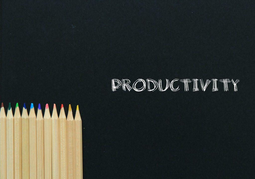 migliorare la produttività