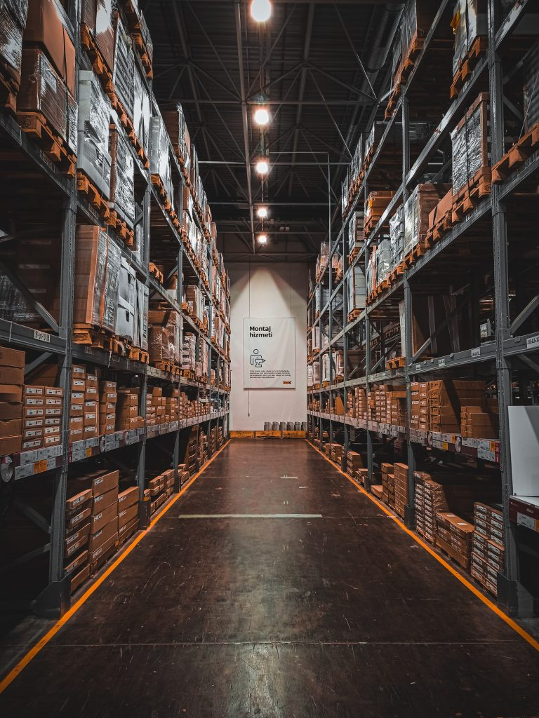 sicurezza magazzino
