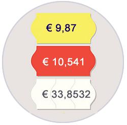 gestione prezzi